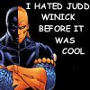 Judd Winick ruined Deathstroke